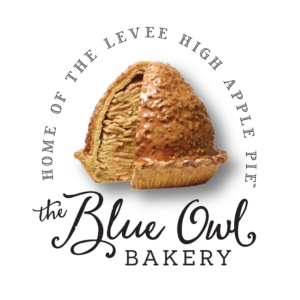 The Blue Owl Bakery Home of the Levee High Apple Pie