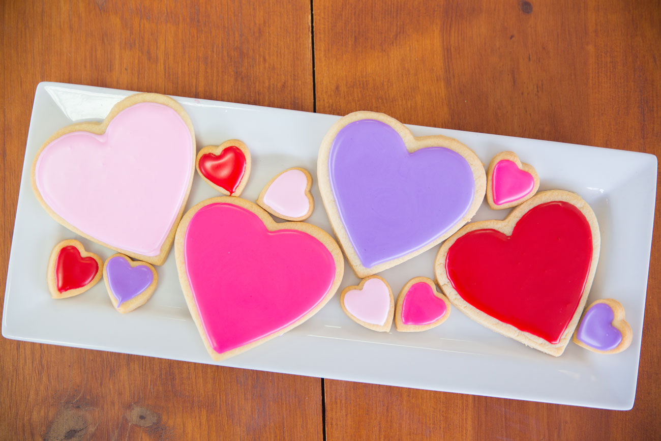 ValentinesHeartCookies