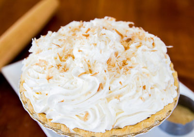 Hawaiian Coconut Pie